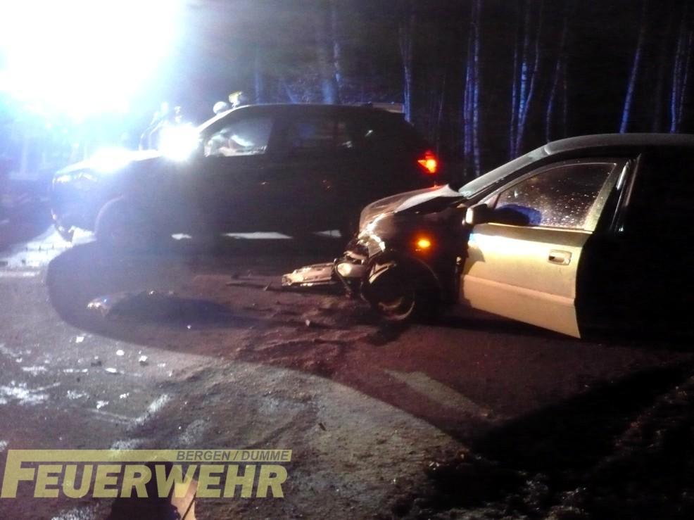 Techn. Hilfe/Rettung - Verkehrsunfall
